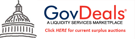 GovDeals logo  surplus